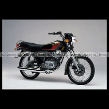 #phm.31209 Photo YAMAHA RX-S 115 (RX SPECIAL) 1985 Moto Motorcycle
