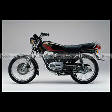#phm.31210 Photo YAMAHA RX-S 115 (RX SPECIAL) 1985 Moto Motorcycle