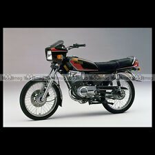 #phm.31241 Photo YAMAHA RX-S 115 (RX SPECIAL) 1985 Moto Motorcycle