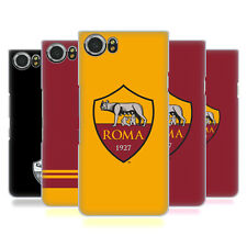 UFFICIALE AS ROMA 2017/18 CRESTA COVER RETRO RIGIDA PER BLACKBERRY TELEFONI