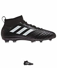 NUOVO adidas Ace 17.1 Primeknit FG Football Boots Children Black/White