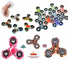 MIX DESIGNER FIDGET SPINNERS Birthday Pinata Stocking Party Bag Filler Toy Gift