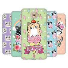 HEAD CASE DESIGNS WHIMSICAL KITTENS HARD BACK CASE FOR SAMSUNG GALAXY J7 MAX