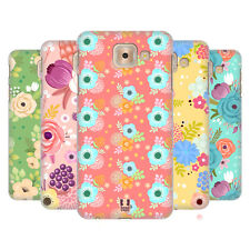HEAD CASE DESIGNS WHIMSICAL FLOWERS HARD BACK CASE FOR SAMSUNG GALAXY J7 MAX