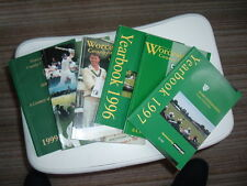 Worcestershire County Cricket Club Yearbook 1994.