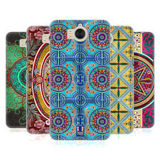 HEAD CASE DESIGNS ARABESQUE PATTERN BACK CASE FOR HUAWEI Y6 (2017) / NOVA YOUNG