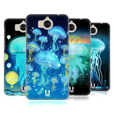 HEAD CASE DESIGNS JELLYFISH HARD BACK CASE FOR HUAWEI Y6 (2017) / NOVA YOUNG