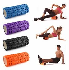 Foam Yoga Roller Multicolor Gym High Density Trigger Point Massage Fitness Sport