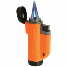 Turboflame DELTA TWIN TURBO FLAME  windproof gas fuelled lighter V Flame