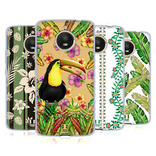 HEAD CASE DESIGNS TROPICAL VIBES SOFT GEL CASE FOR MOTOROLA MOTO E4 PLUS