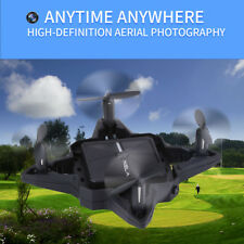 Mini RC Quadcopter Foldable 3MP HD Camera Drone Wifi Phone Control Helicopter WD