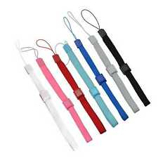 Hot Adjustable Hand Wrist Strap for PS3/Phone/Wii/PSV/3DS/NEW 3DSLL Controller