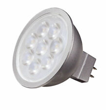 Satco S9495 6.5 Watt LED MR16 2700K Dimmable Warm  White Energy Star 12 Volt