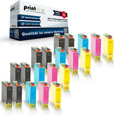 20 x Cartuchos de tinta compatibles para Epson Home xp235 Set color - Impresora