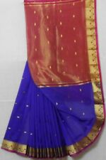 Cotton Booti All Over Saree With Zari Brocade