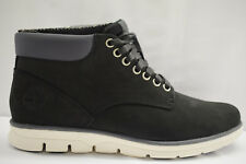 Timberland Chuka Leather Black A146Q Boots Herrenschuhe