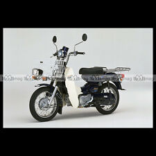#phm.23781 Photo YAMAHA T 90 N NEWS MATE (T90) 2001 Moto Motorcycle
