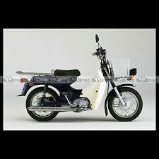 #phm.23782 Photo YAMAHA T 90 N NEWS MATE (T90) 2001 Moto Motorcycle
