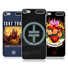 UFFICIALE TAKE THAT WONDERLAND COVER RETRO RIGIDA PER APPLE iPOD TOUCH MP3