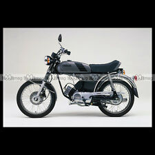 #phm.36741 Photo YAMAHA FS-1 DX FIZZY (FS1 50 DX) 1980 CLASSIC MOPED Moto