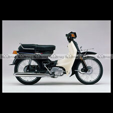 #phm.30014 Photo YAMAHA V 80 EXCELLENT 1987 Moto Motorcycle