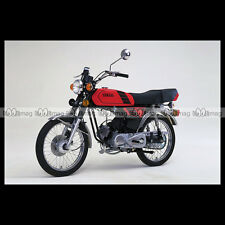 #phm.36774 Photo YAMAHA FS-1 DX FIZZY (FS1 50 DX) 1980 CLASSIC MOPED Moto