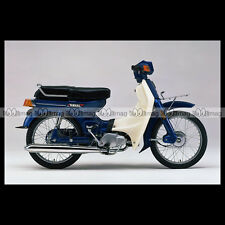 #phm.30011 Photo YAMAHA V 80 EXCELLENT 1987 Moto Motorcycle