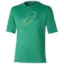 Asics Hombre SS Gráfico Top Camiseta running - 121652-5007