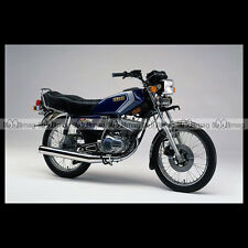 #phm.31340 Photo YAMAHA RX 135 KING 1985 Moto Motorcycle