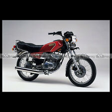 #phm.31336 Photo YAMAHA RX 135 KING 1985 Moto Motorcycle