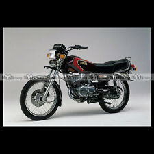 #phm.31301 Photo YAMAHA RX 135 KING 1985 Moto Motorcycle
