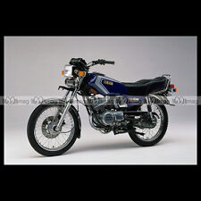 #phm.31341 Photo YAMAHA RX 135 KING 1985 Moto Motorcycle