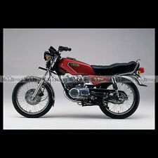 #phm.31335 Photo YAMAHA RX 135 KING 1985 Moto Motorcycle
