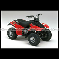 #phm.26045 Photo YAMAHA YFM 80 BADGER 1997 QUAD ATV Moto Motorcycle