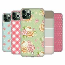 HEAD CASE DESIGNS FRENCH COUNTRY PATTERNS SOFT GEL CASE FOR APPLE iPHONE PHONES