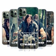 OFFICIAL AMC THE WALKING DEAD DARYL DIXON SOFT GEL CASE FOR APPLE iPHONE PHONES