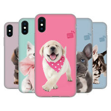 OFFICIAL STUDIO PETS CLASSIC SOFT GEL CASE FOR APPLE iPHONE PHONES