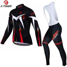X-TIGER - Thermal Fleece Winter Cycling Set