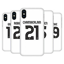 LIVERPOOL FC LFC GIOCATORI AWAY KIT 17/18 2 CASE PER APPLE iPHONE TELEFONI