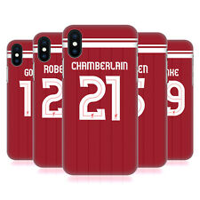 LIVERPOOL FC LFC GIOCATORI HOME KIT 17/18 2 CASE PER APPLE iPHONE TELEFONI