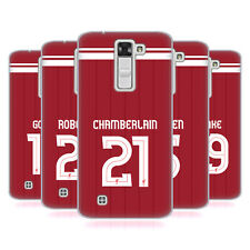 LIVERPOOL FC LFC GIOCATORI HOME KIT 17/18 2 CASE IN GEL PER LG TELEFONI 2