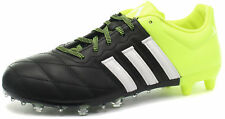 ADIDAS ACE 15.2 FG/AG CUIR CHAUSSURES FOOT HOMMES / Crampons de football
