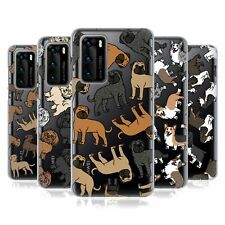 HEAD CASE DESIGNS DOG BREED PATTERNS 10 SOFT GEL CASE FOR HUAWEI PHONES