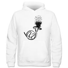 Sudadera con capucha niño French Horn Illustration
