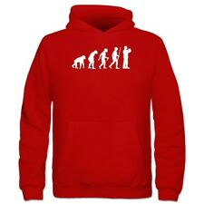 Sudadera con capucha niño French Horn Player Evolution