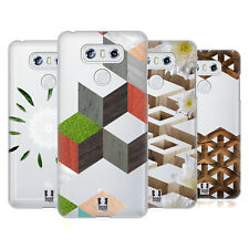 HEAD CASE DESIGNS ORGANIC GEOMETRY HARD BACK CASE FOR LG PHONES 1