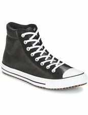 Scarpe uomini Converse  CHUCK TAYLOR ALL STAR BOOT PC LEATHER AND SUEDE HI BLACK