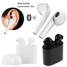 Wireless Bluetooth Earphone Stereo Earbud Sport Headset for iPhone X/8/7 Samsung