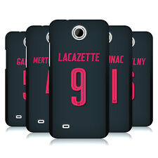 UFFICIALE ARSENAL FC 2017/18 GIOCATORI KIT THIRD 2 CASE PER HTC TELEFONI 3