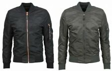 Alpha Industries uomo giacca da pilota ma-1-vf Black